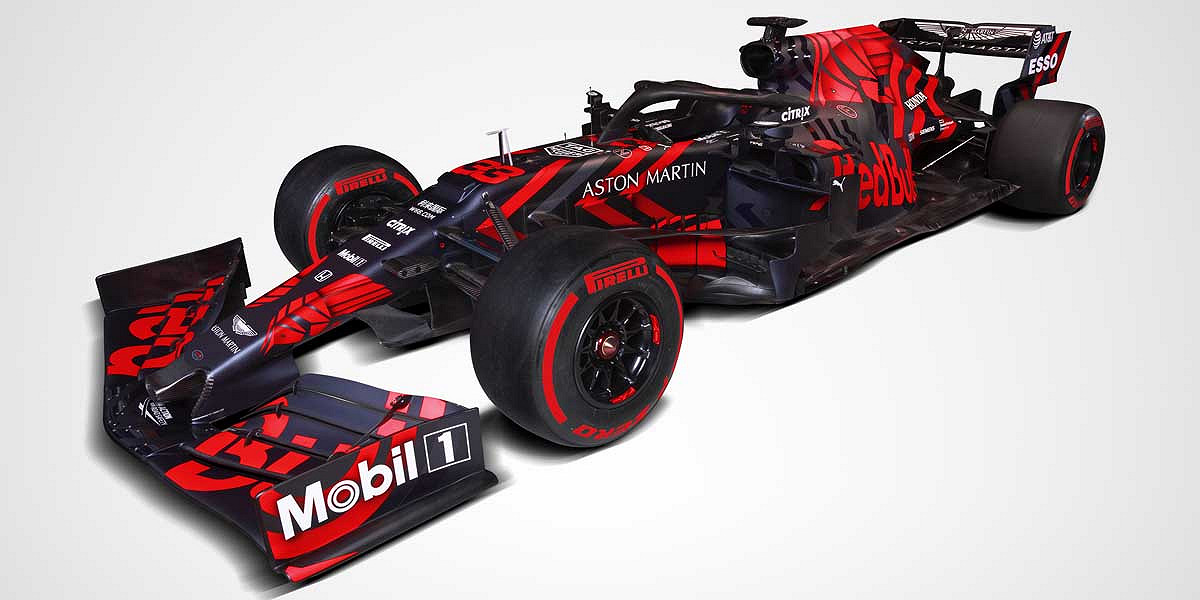 Red Bull Racing Launch RB15