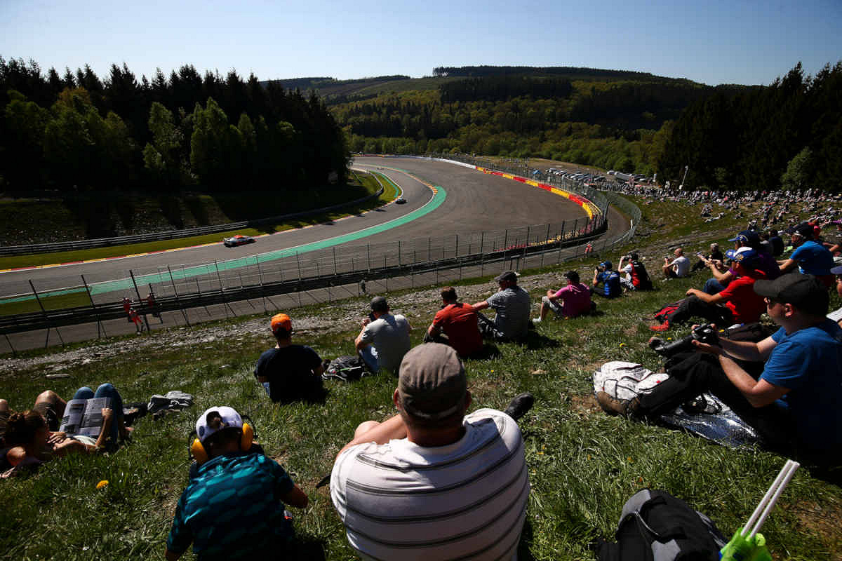 Total 6 Hours of Spa-Francorchamps ENTRY TICKETS - General Admission, Grandstand, and Hospitality