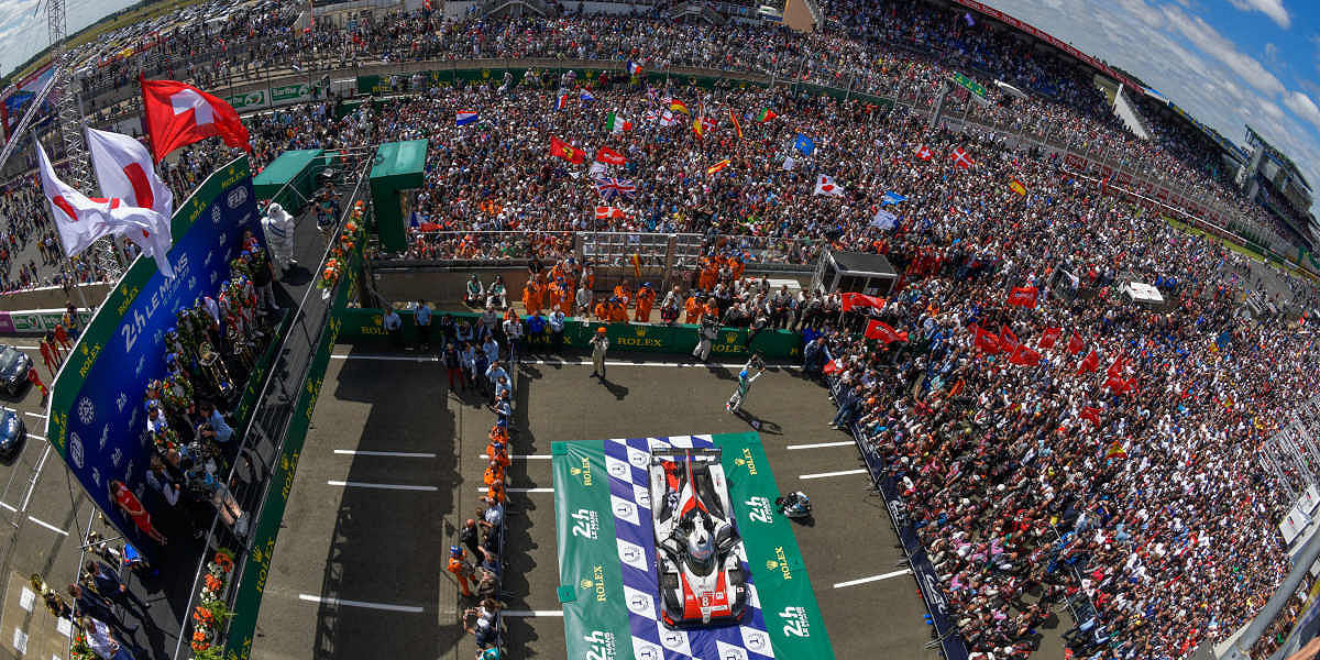 FIA WEC 24 Hours of Le Mans ENTRY TICKETS - General Admission, Grandstand, and Hospitality