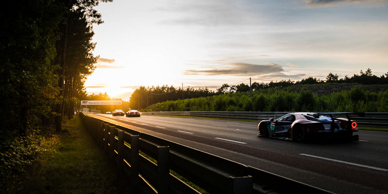 FIA WEC 24 Hours of Le Mans 2019