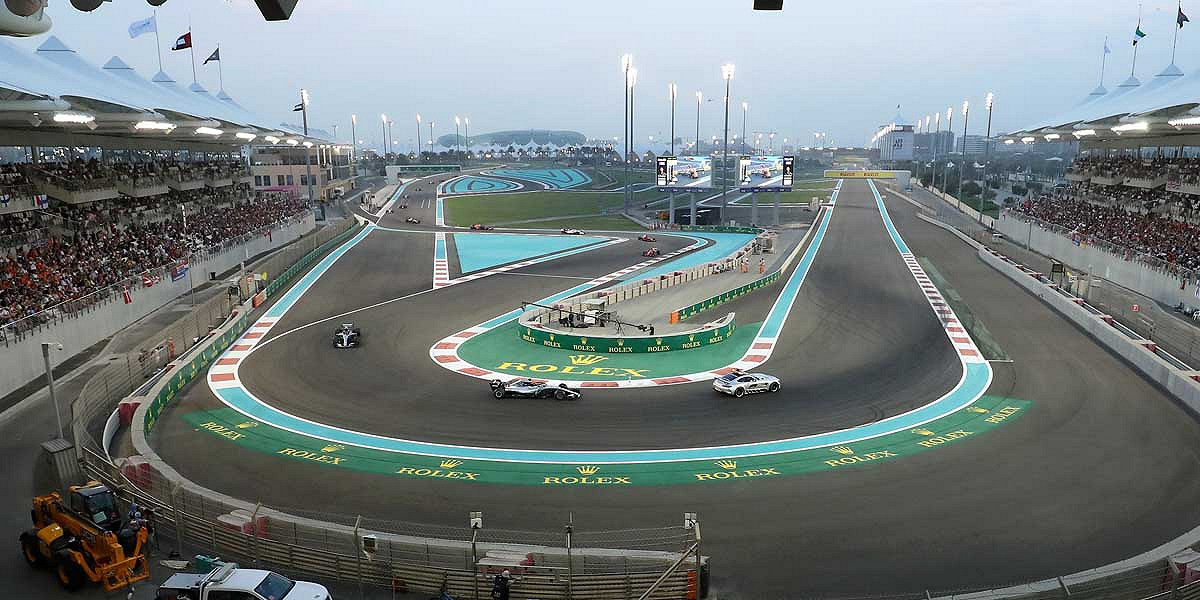 Abu Dhabi Grand Prix 2019 Now On Sale