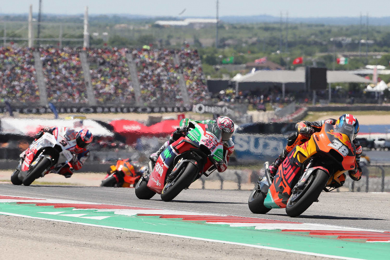 Americas MotoGP 2020