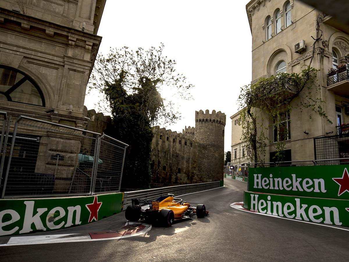 The 'Boring' Circuit Baku Could Have Had