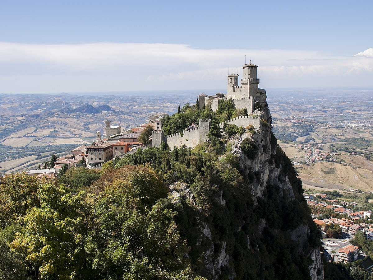 Making a Holiday of San Marino