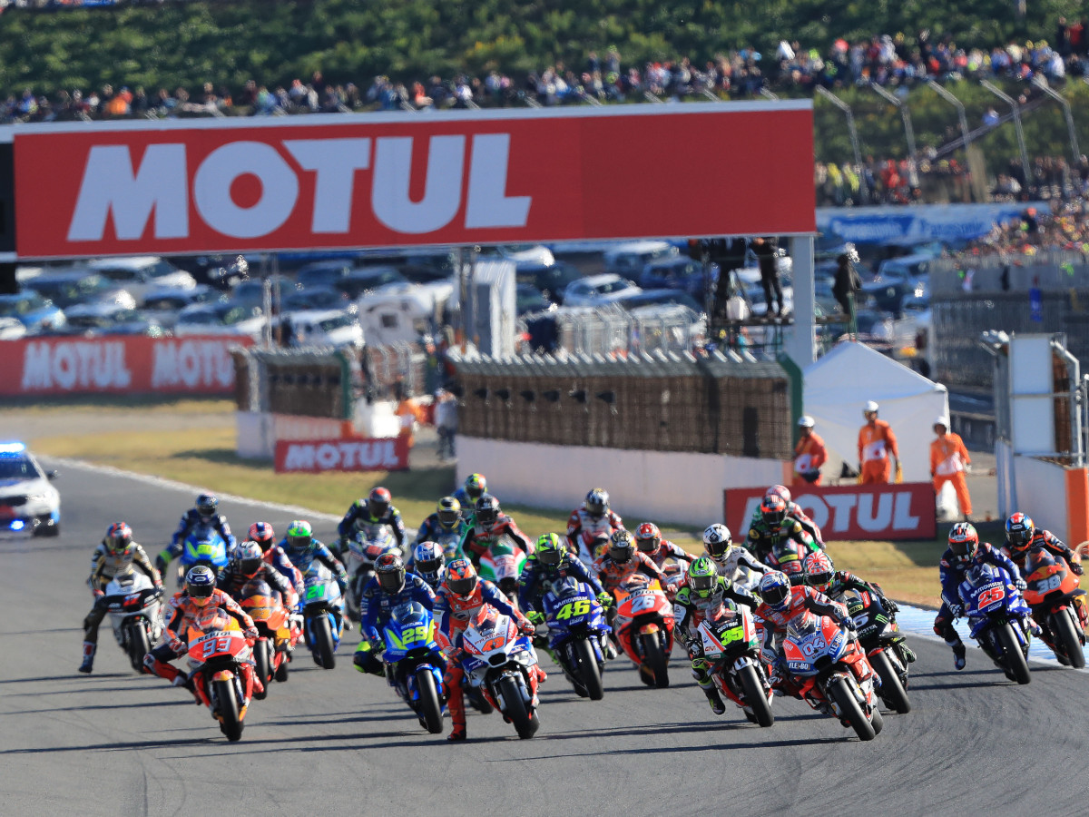 What History Tells Us – Japanese MotoGP