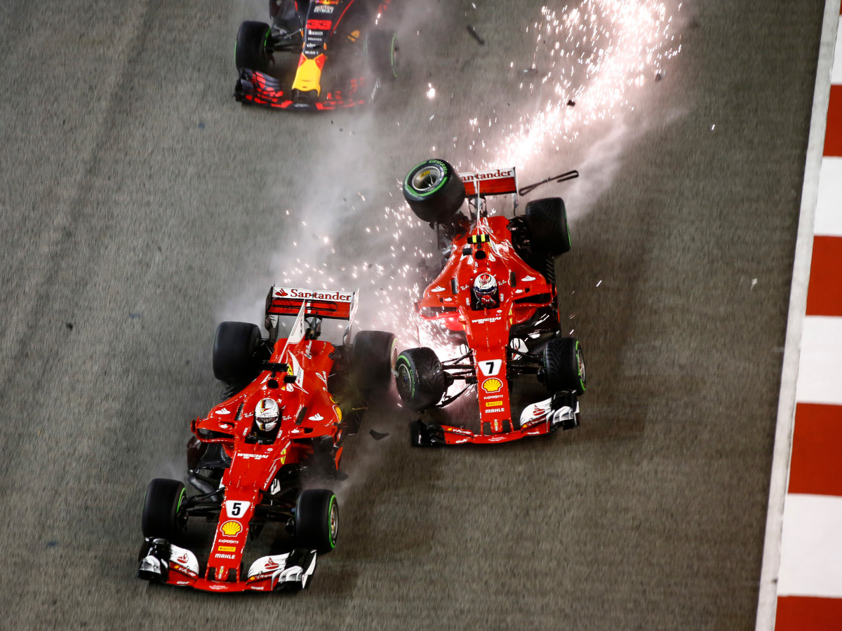 What History tells us about the Singapore GP