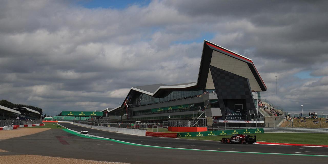 FIA WEC 4 Hours of Silverstone 2019