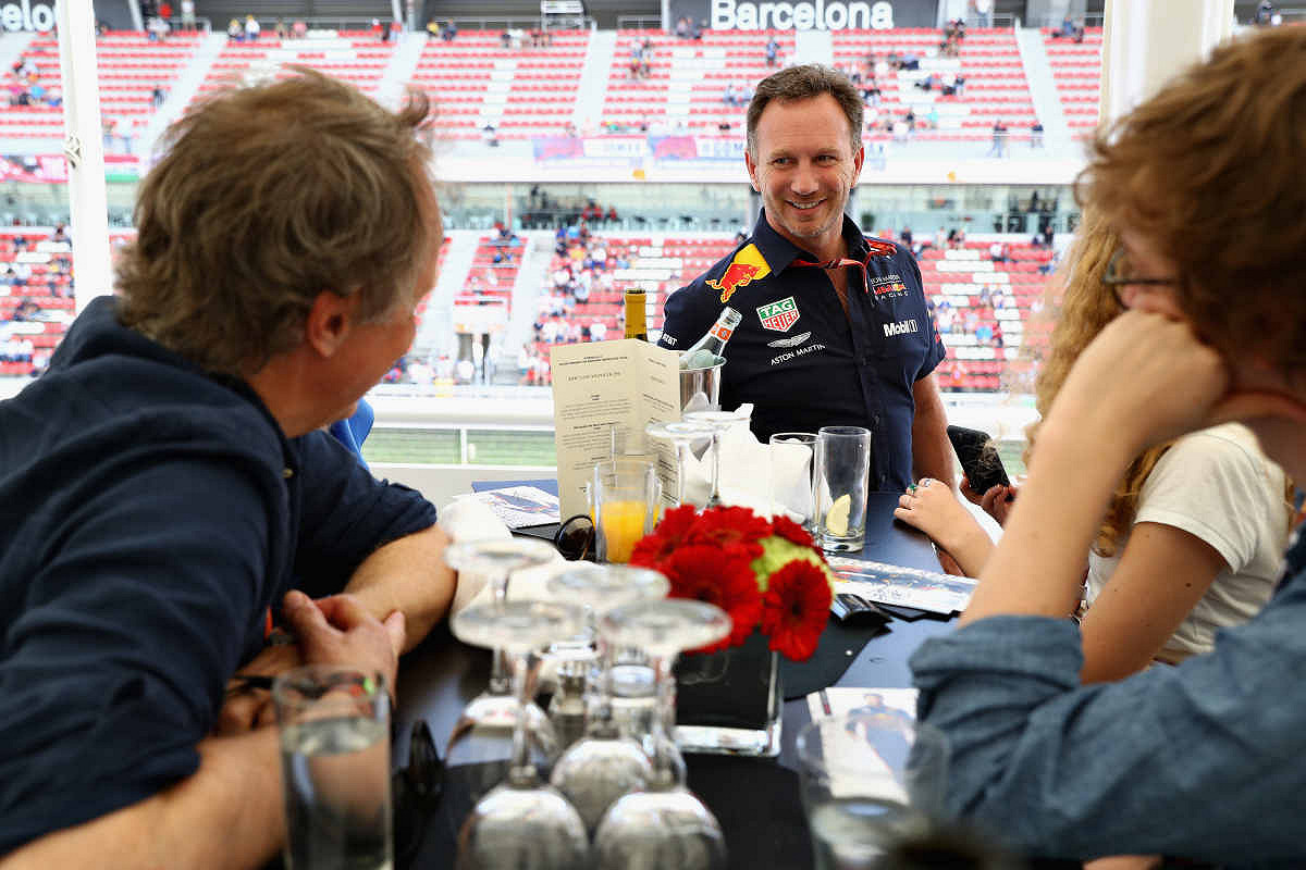 Abu dhabi aston martin red bull racing paddock club  christian horner