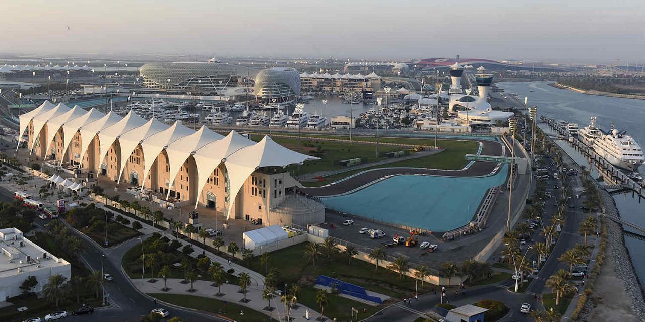 Abu Dhabi Formula 1 Grand Prix 2020