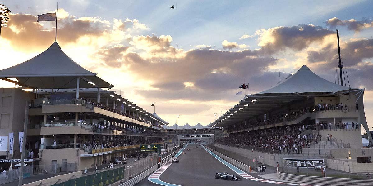Abu Dhabi Grand Prix Seating Guide