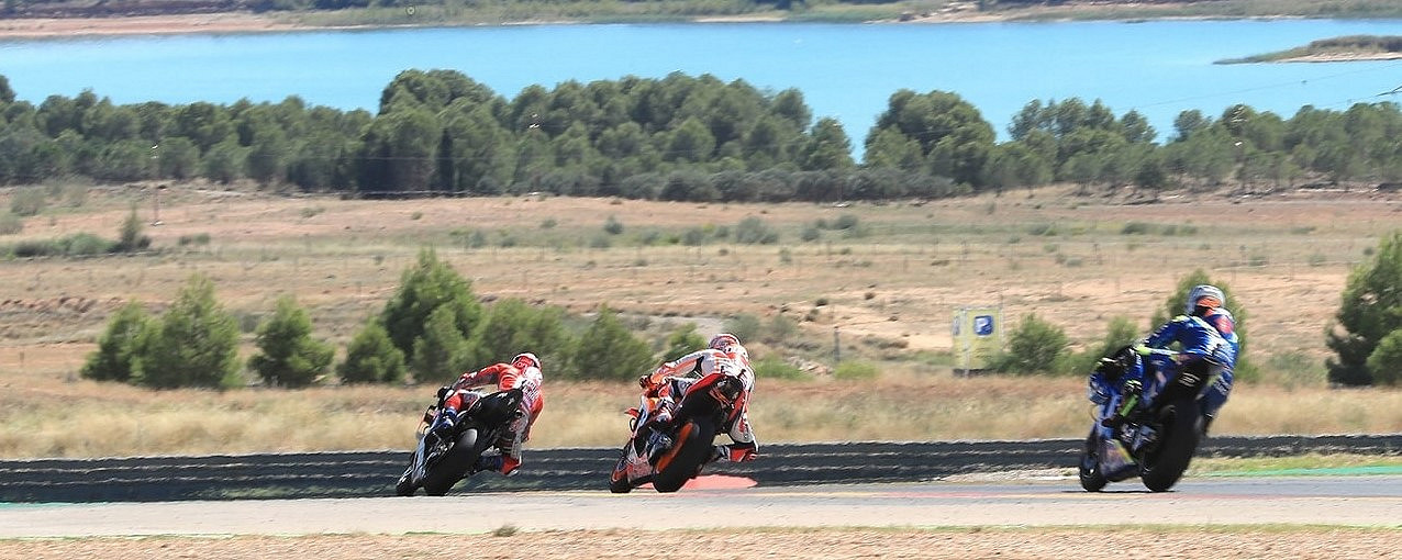 MotoGP Großer Preis von Aragon 2019 TICKETS - Stehplätze, Tribünen und VIP-Pakete