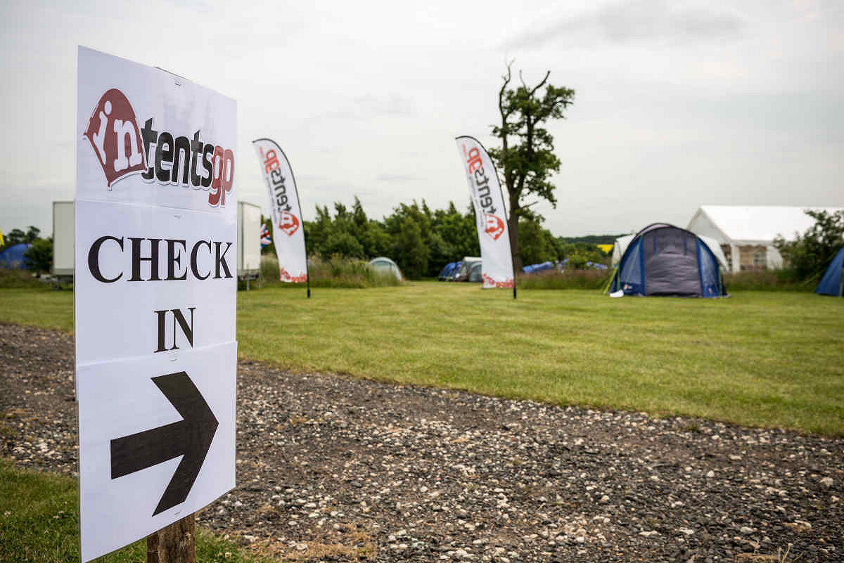 Intents MotoGP Campsite