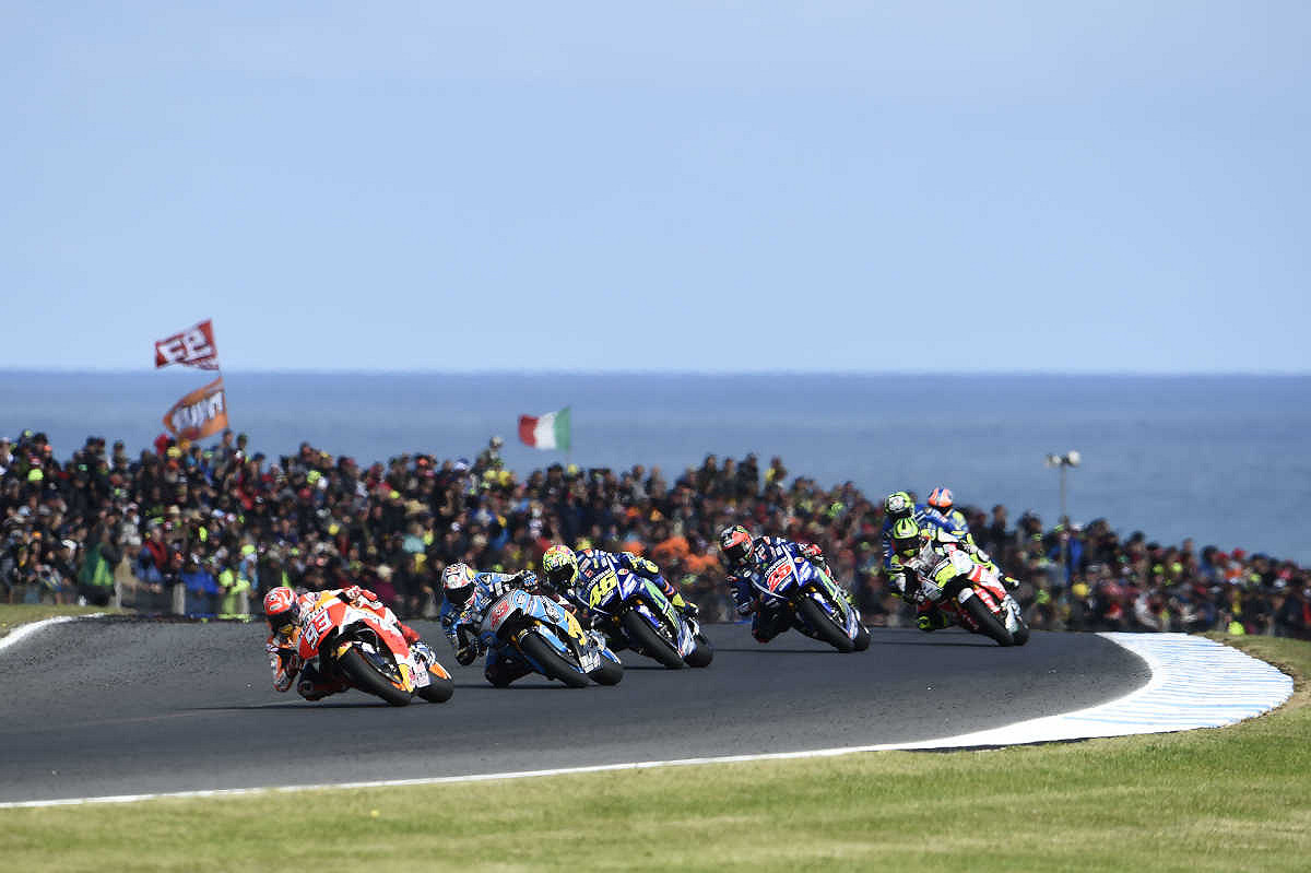 Australian MotoGP 2019 ENTRY TICKETS - General Admission, Grandstand, and Hospitality