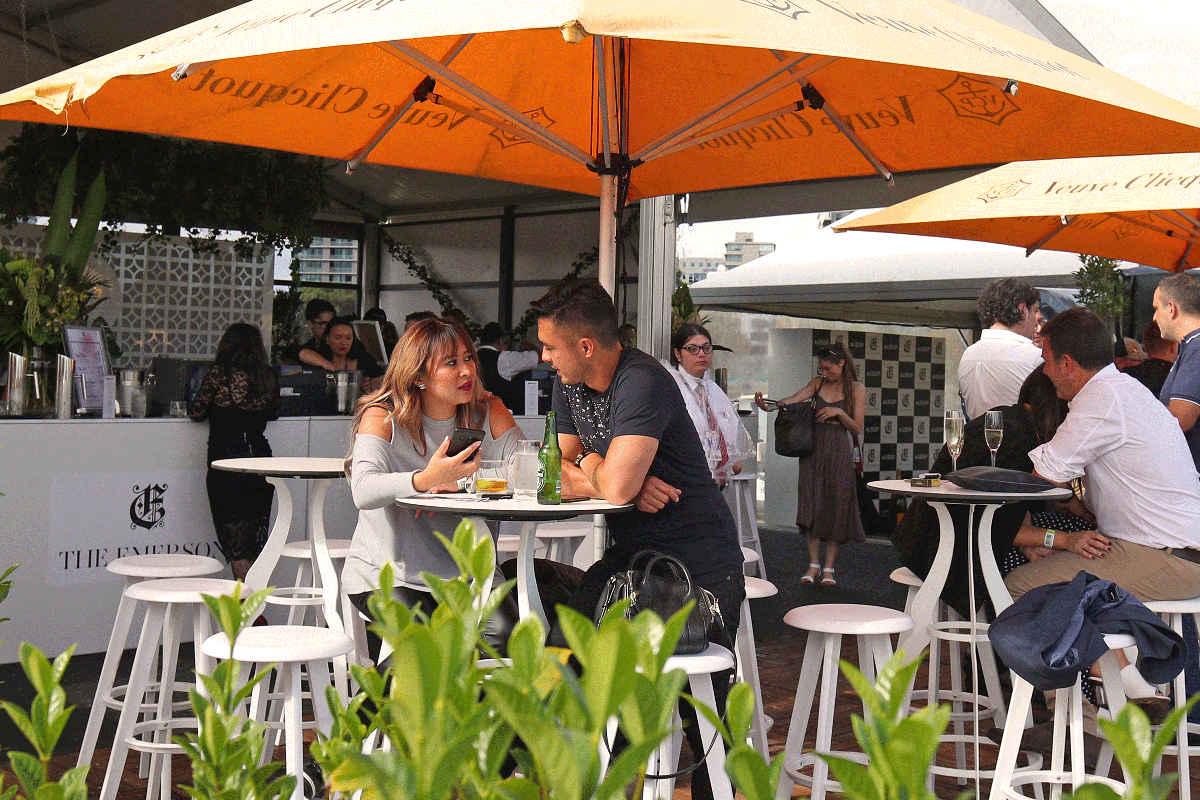 Australia dining area