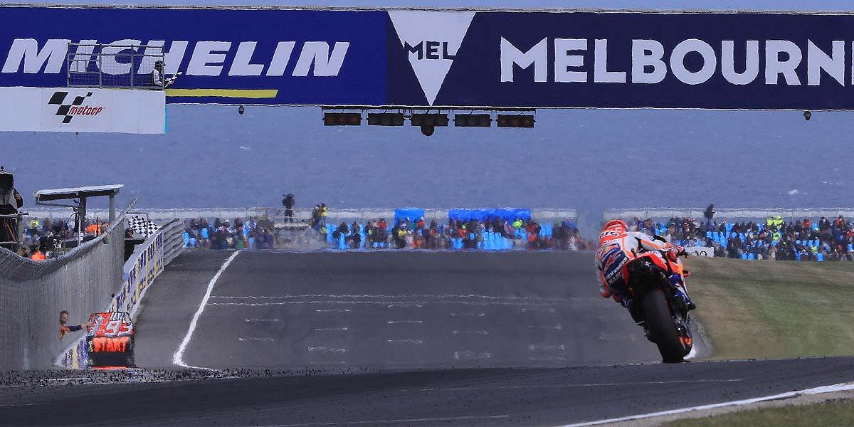 Australian MotoGP Now On Sale