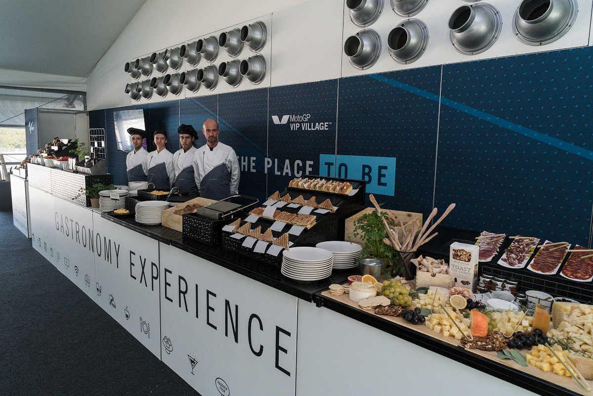 Austria food and service