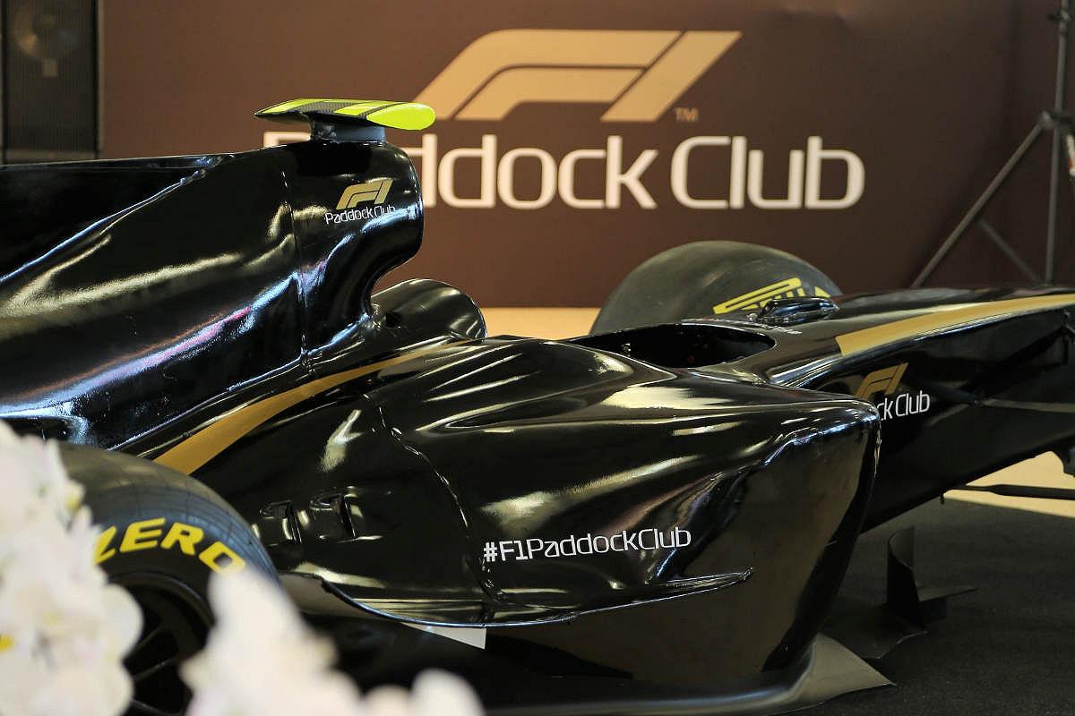 Austria paddock club