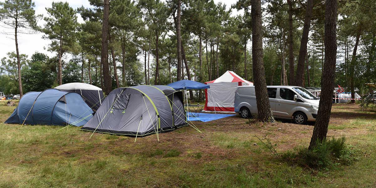 Le Mans 24 Hours Campsite - AA Beausejour