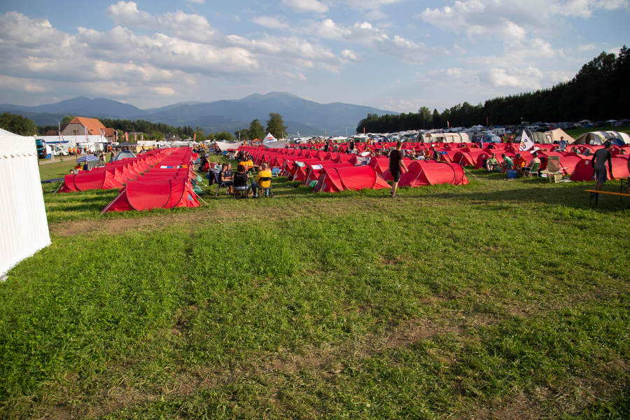 Hotels, Camping und Unterkünfte