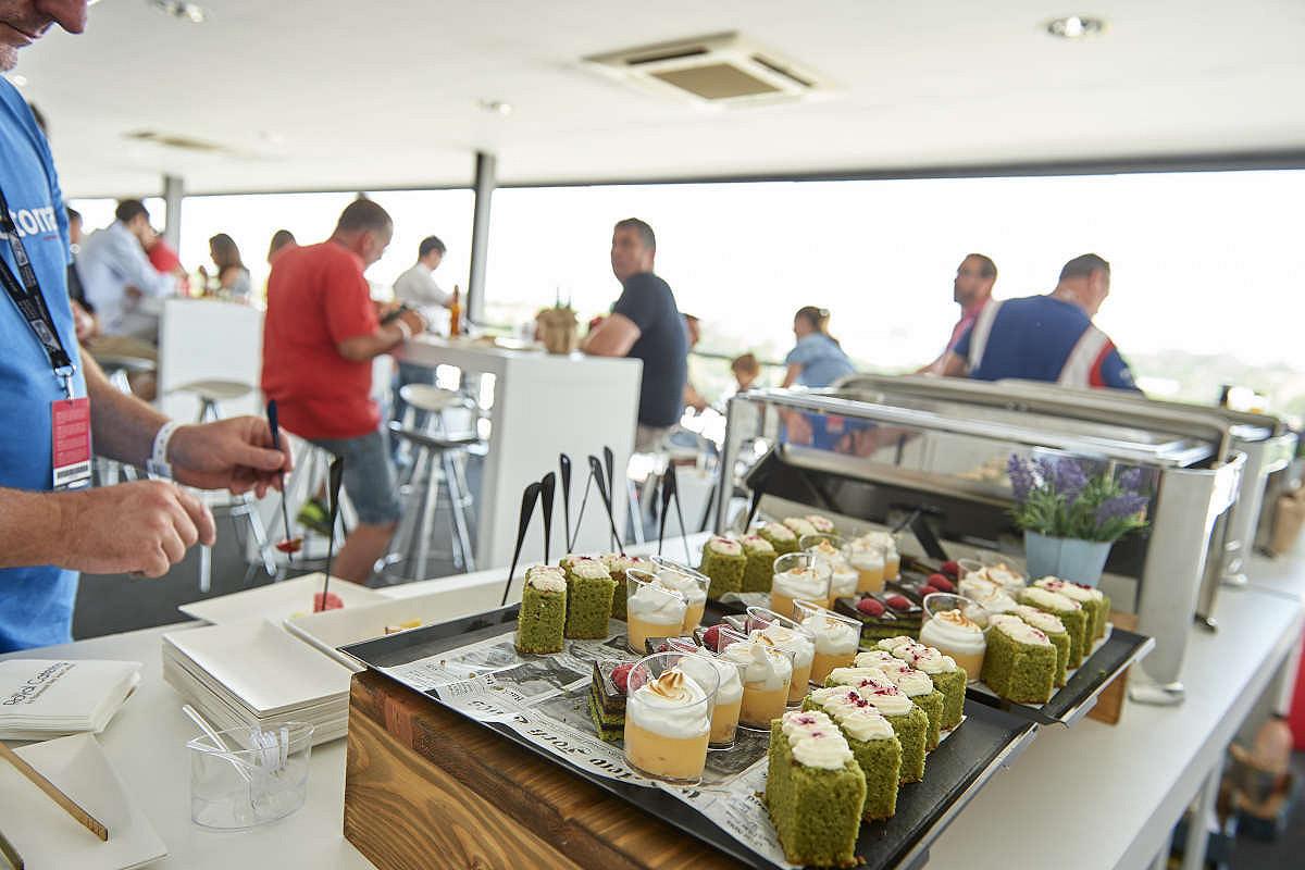 Catalunya terramar club catering