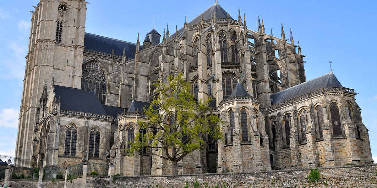 Cathedral Le Mans