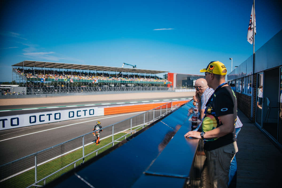 Chequered Flag Hospitality