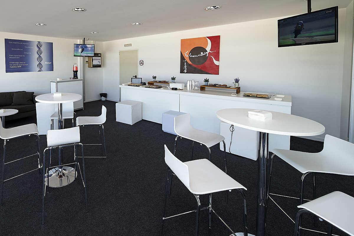 Corporate Lounge (40 Personen)