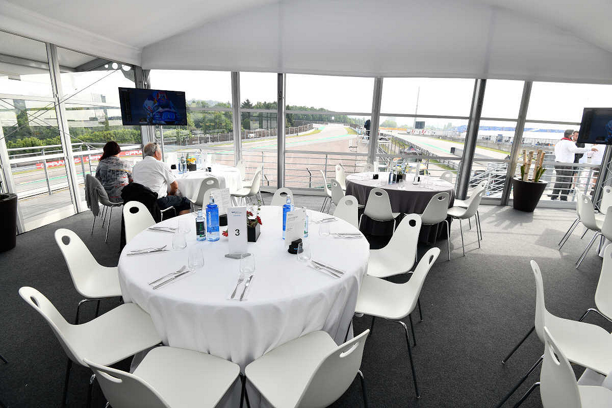 Czech republic vip lounge