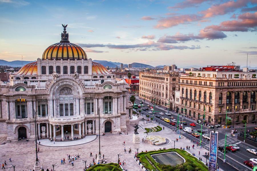 Mexican Formula 1 Grand Prix 2019 DESTINATION & TOURISM - Key Facts, International Travel, and Things to Do