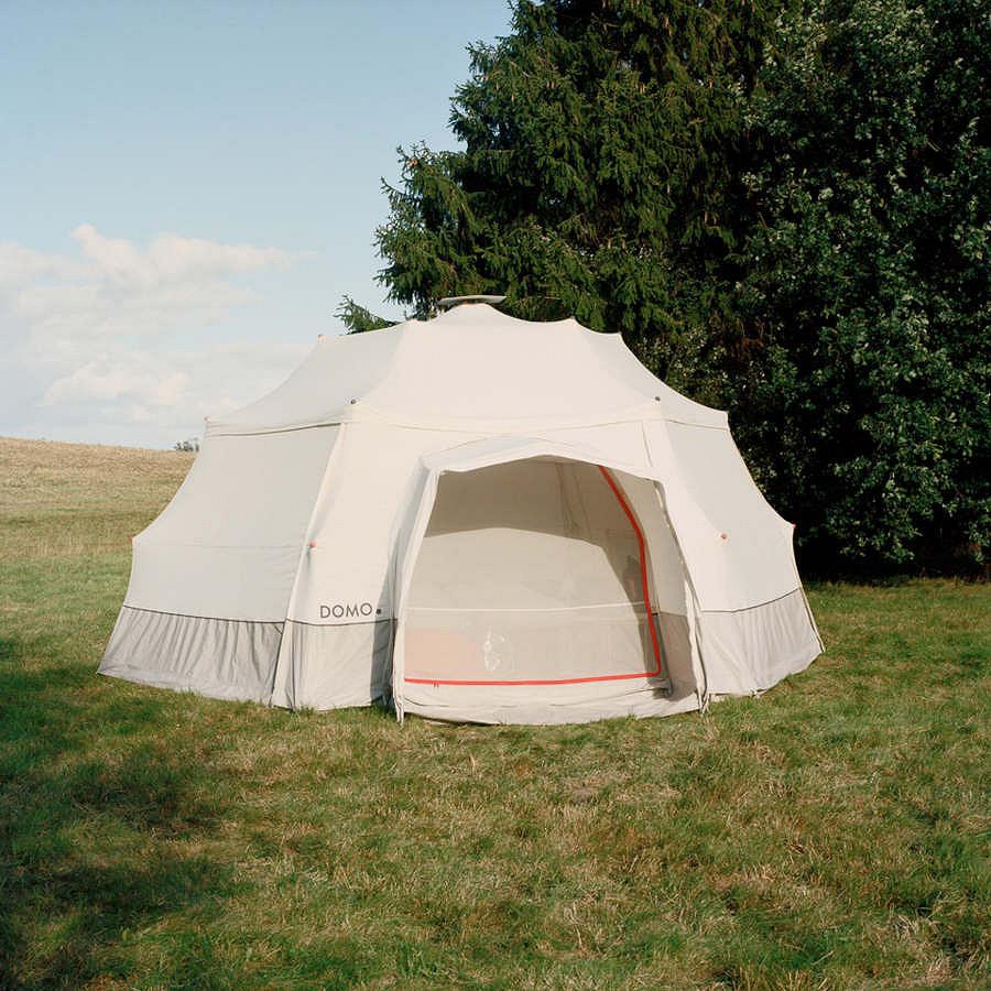 Camping Red Bull Ring Pink Premium