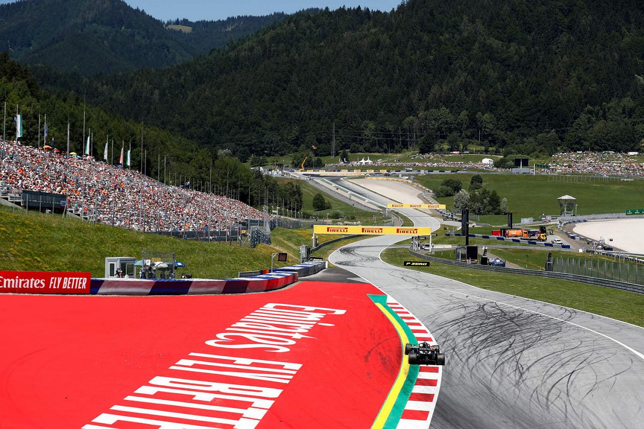Austrian Formula 1 Grand Prix 2020 OVERVIEW