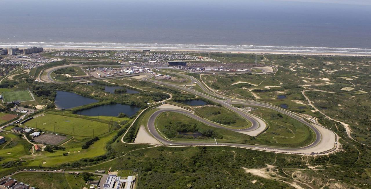 Olanda Gran Premio di Formula 1 2021 Circuito