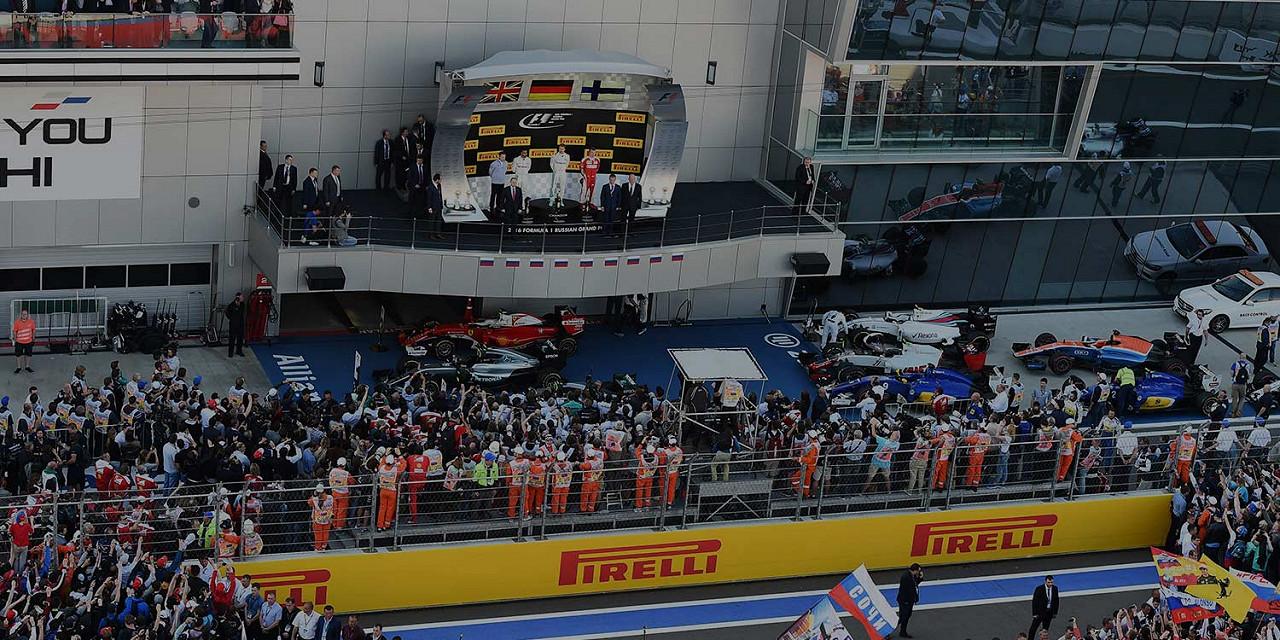 von Russland Formel 1 Großer Preis 2020 ÜBERBLICK