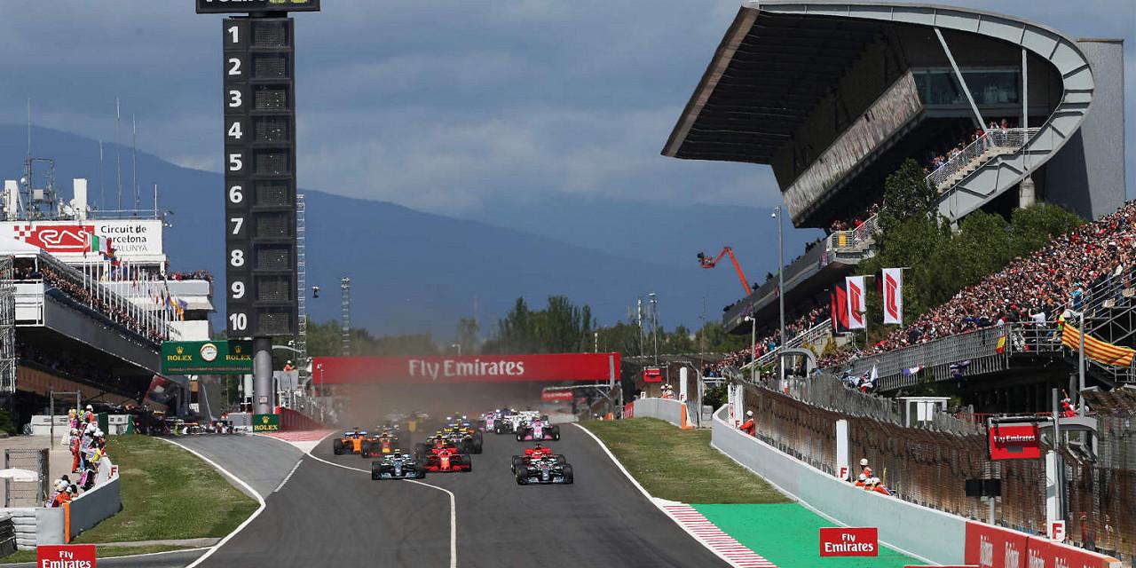 Formel 1 Großer Preis von Spanien 2020 ÜBERBLICK