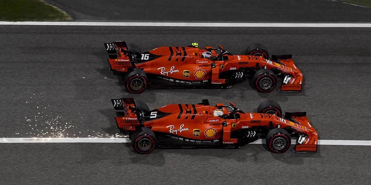 Ferrari's Bahrain Edge Was More Than Speed