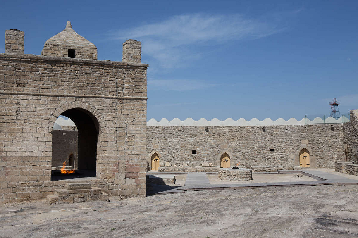 Fire Temple of Ateshgah