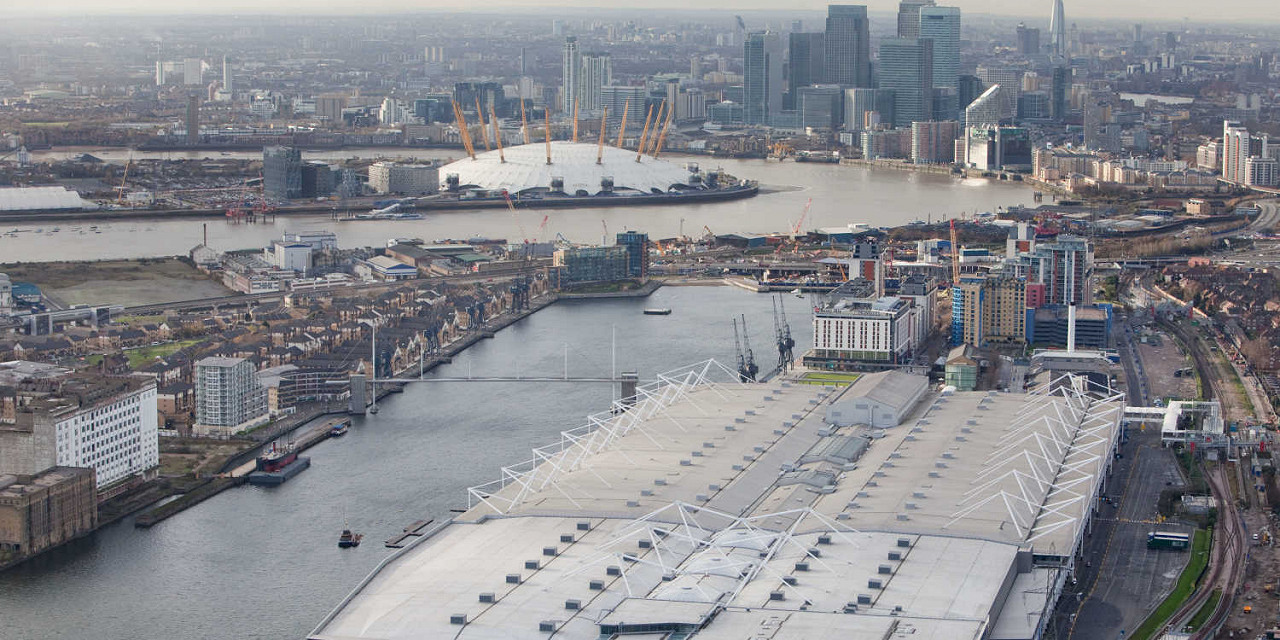 London E-Prix 2020 Circuito