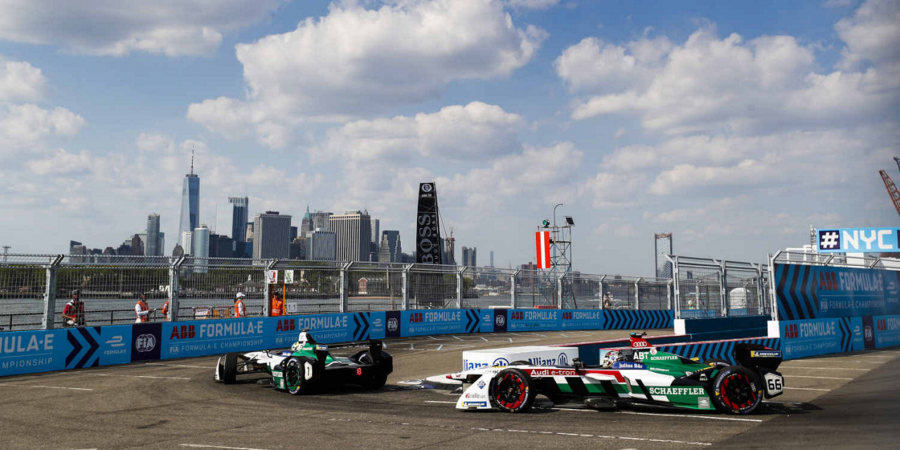 New York City E-Prix 2020 Circuito