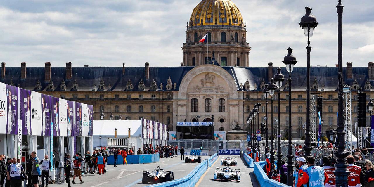 Paris E-Prix 2020 OVERVIEW