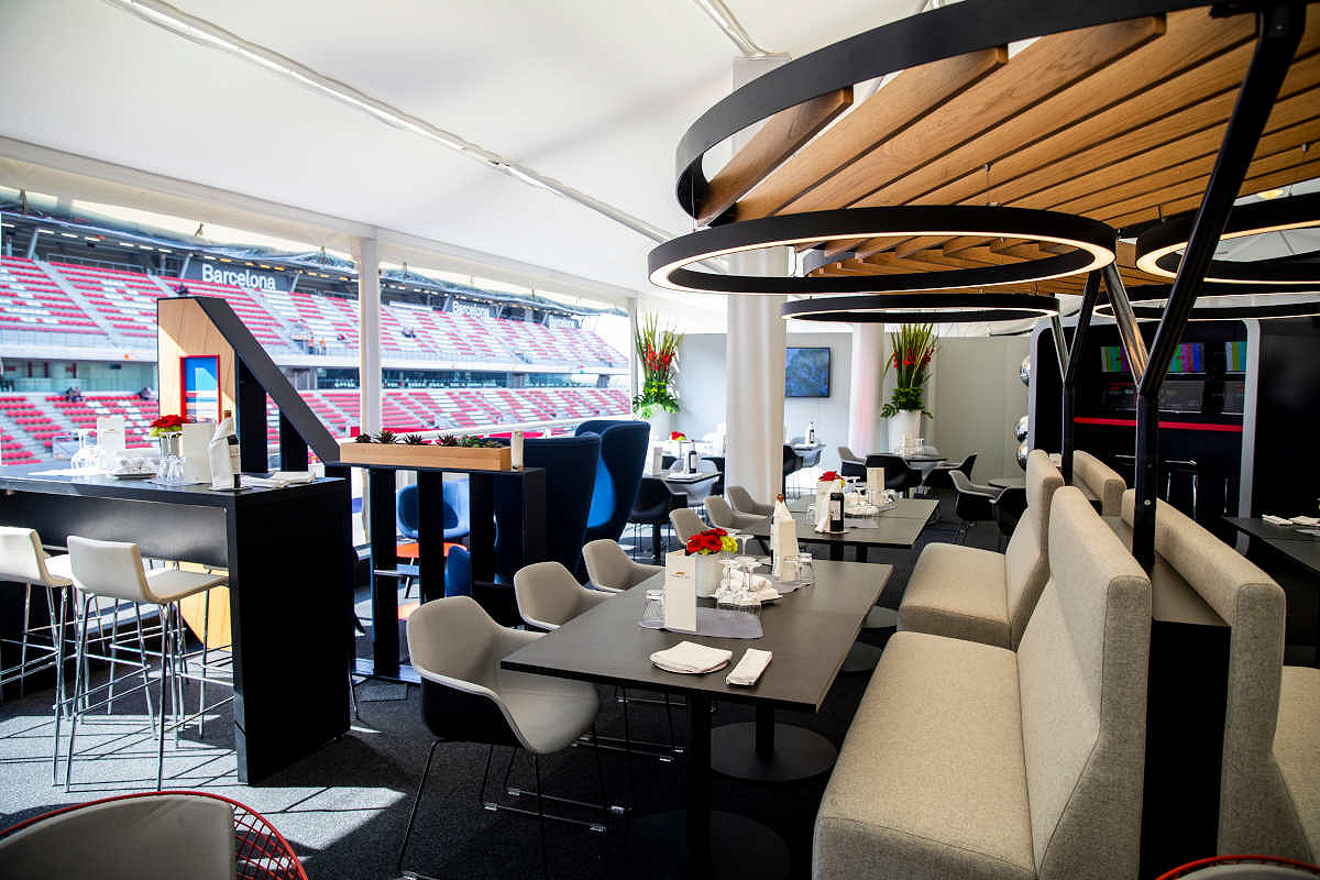 France paddock club team suite