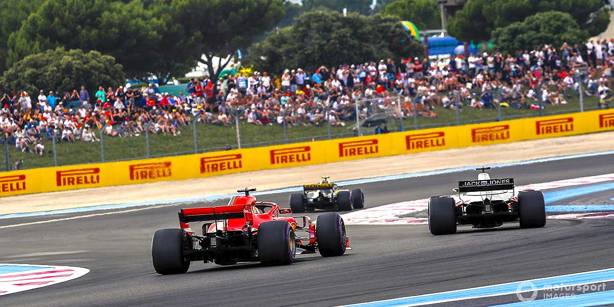 French Grand Prix Seating Guide