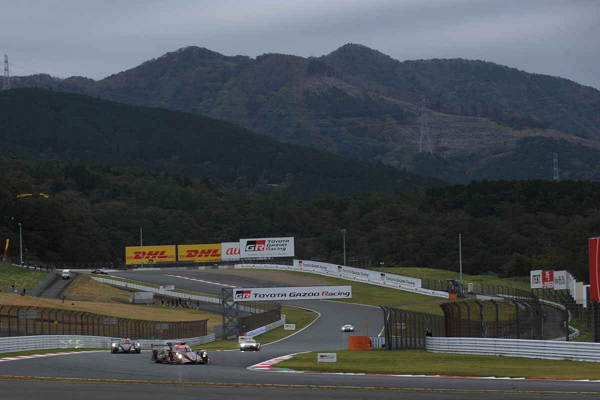 FIA WEC 6 Hours of Fuji 2019