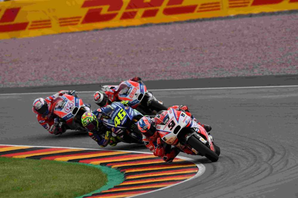 Germany german motogp