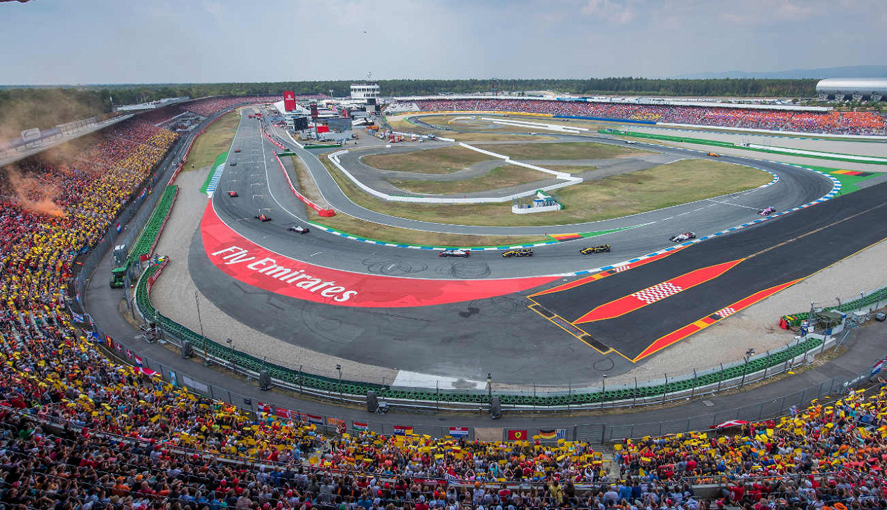 German Formula 1 Grand Prix 2019
