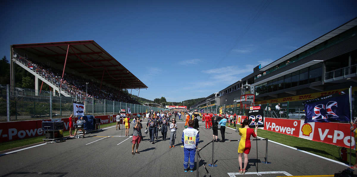 Silber: 1 Francorchamps