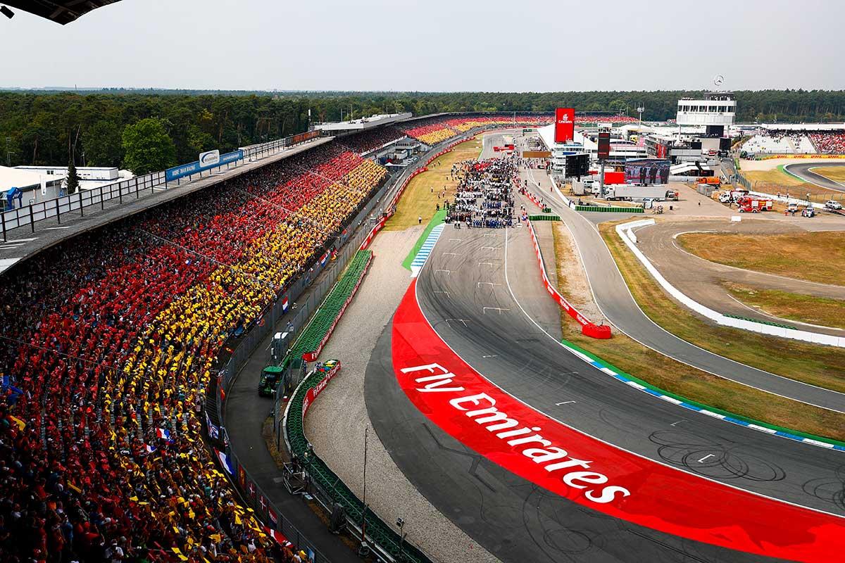 History: German Grand Prix