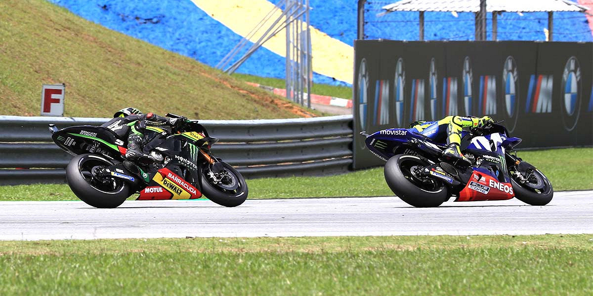 History of the Malaysian MotoGP