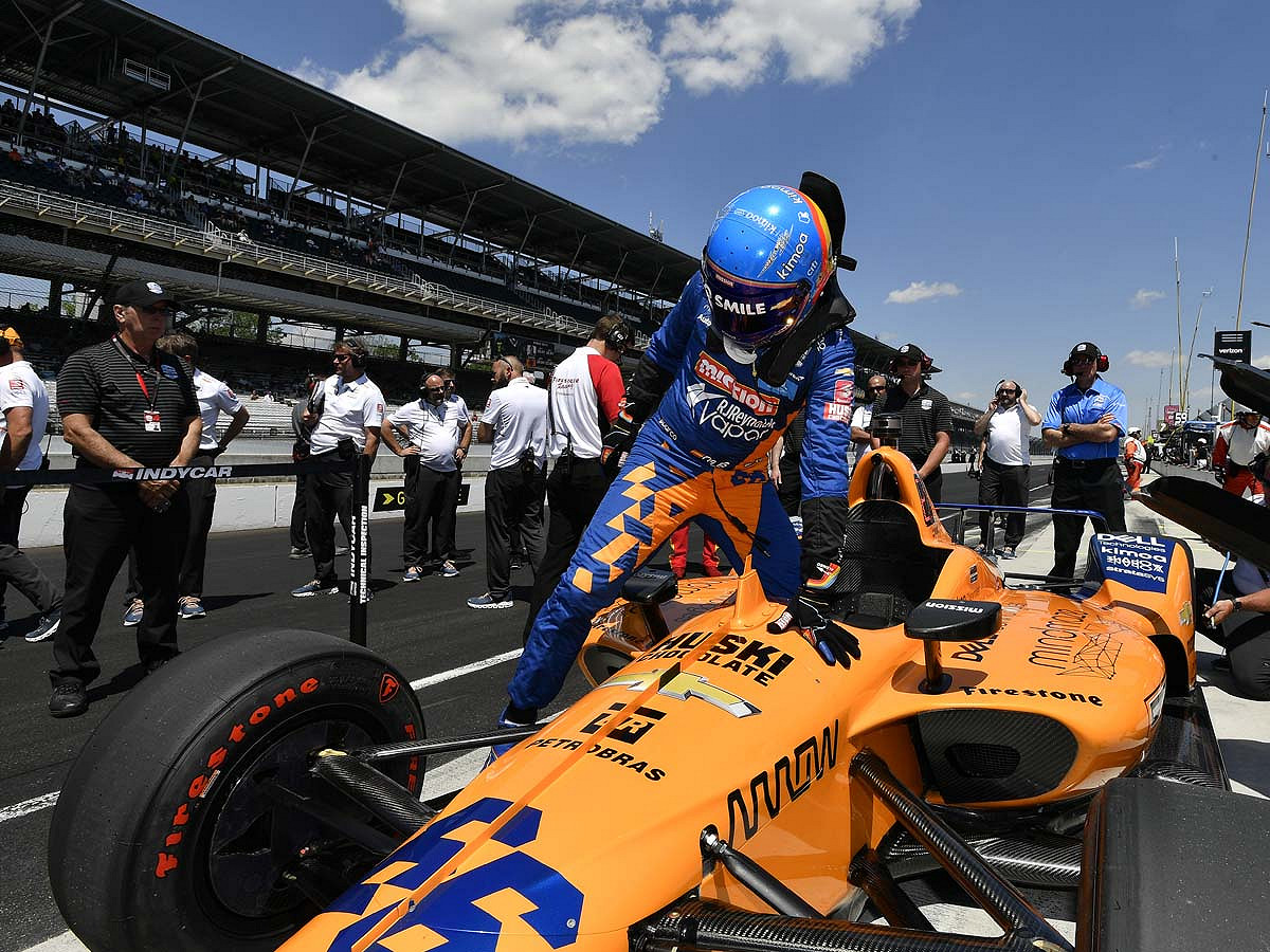 How will Alonso's Indy failure affect F1?