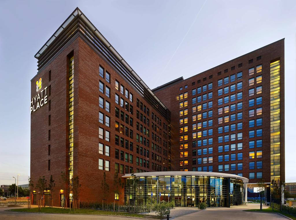 Hyatt Place Amsterdam Airport with Eastside 2B Grandstand (Standard Double, One Person)