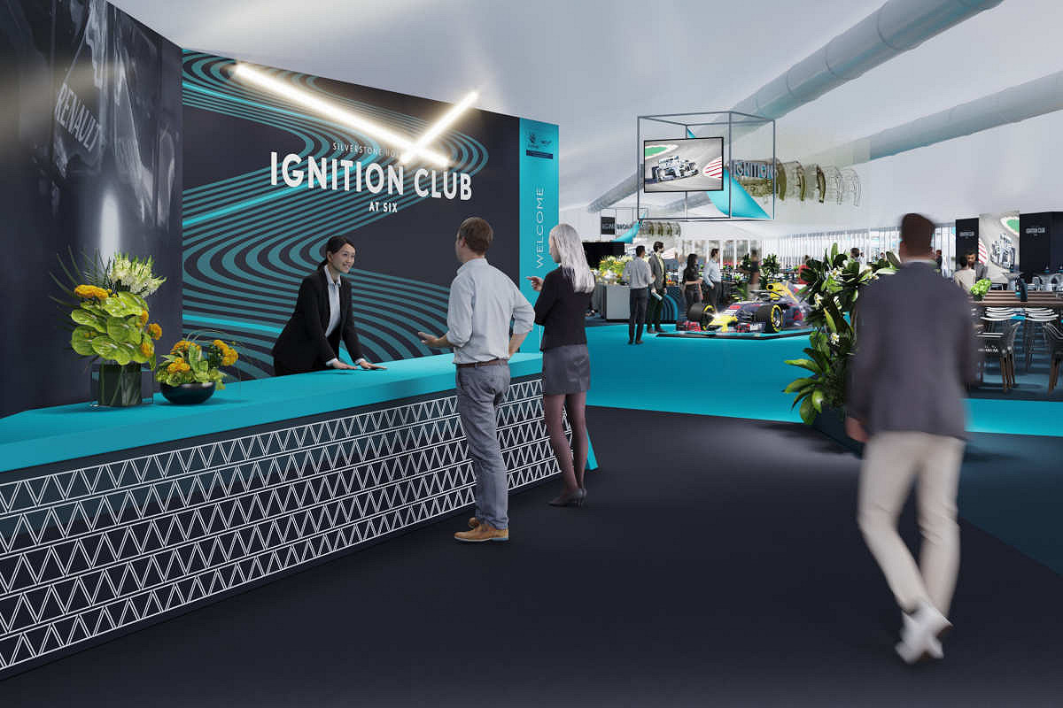 Ignition Club Hospitality
